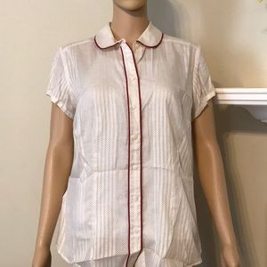 Ann Taylor Loft Shirt   Size 12